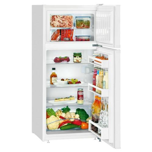 Liebherr køleskab med fryseboks – SmartFrost – 124,1 cm