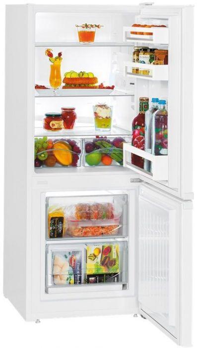 Liebherr fritstående køle-/fryseskab – SmartFrost – 137,2 cm