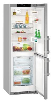 Liebherr Comfort fritstående køleskab med fryser – BluPerformance – 185 cm