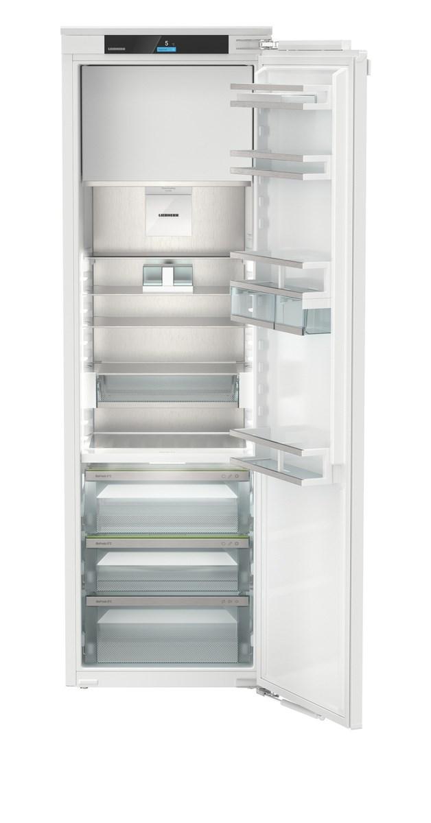 Liebherr Prime Fuldintegreret køleskab – Fryseboks – 177,2 cm
