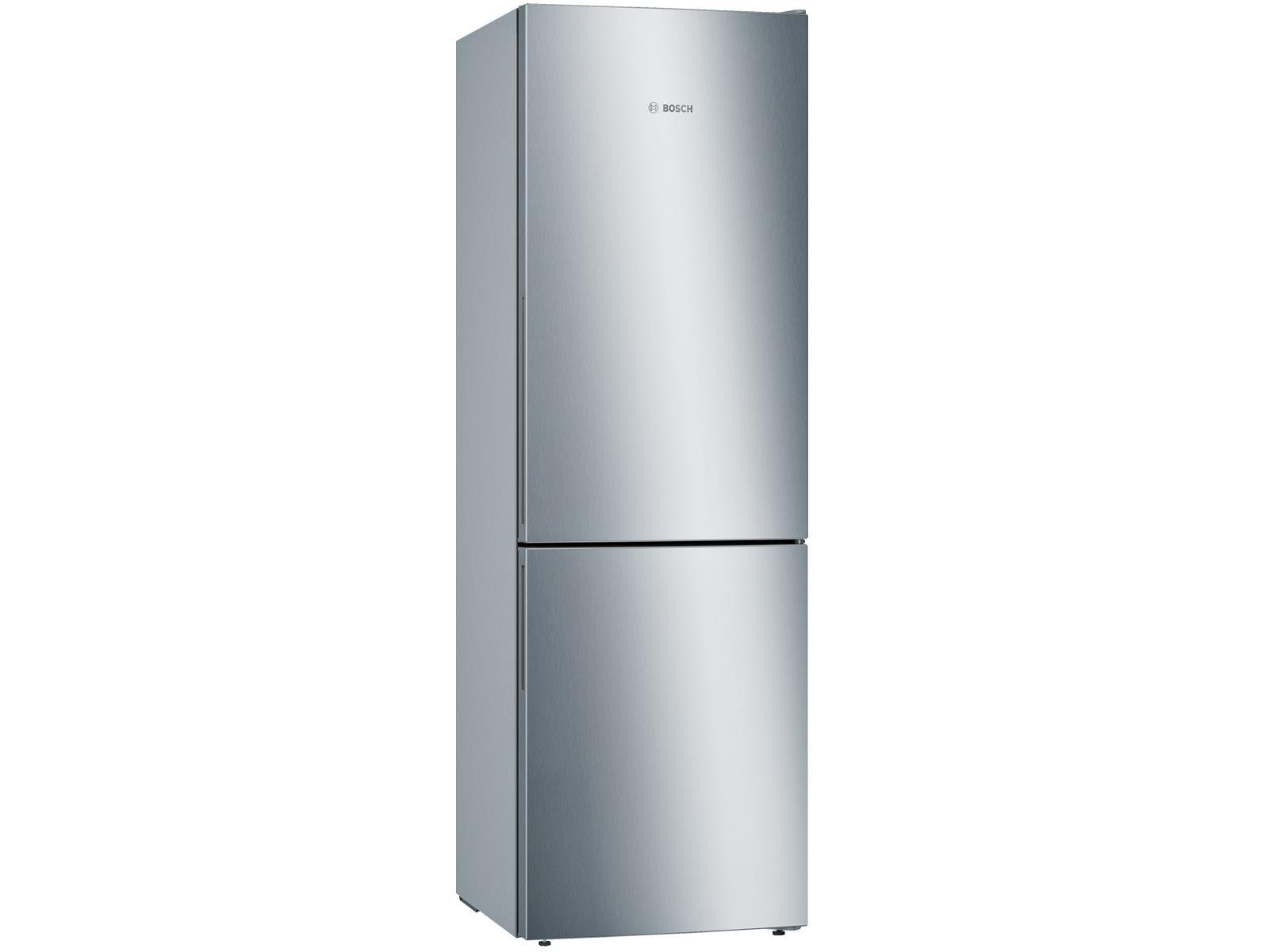 Bosch KGE36ALCA Fritstående Køle-/Fryseskab – LowFrost – 186 cm
