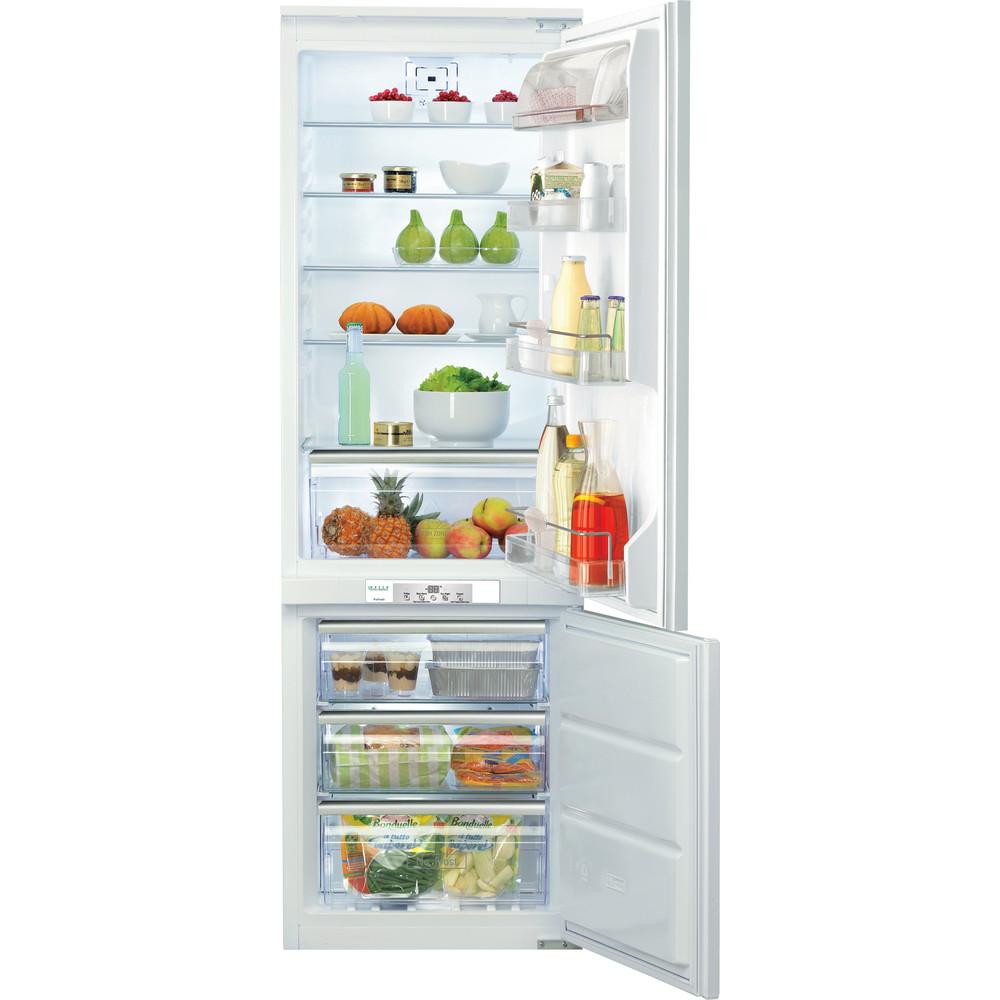 Bauknecht Fuldintegreret køleskab med fryseboks – NoFrost – 178 cm