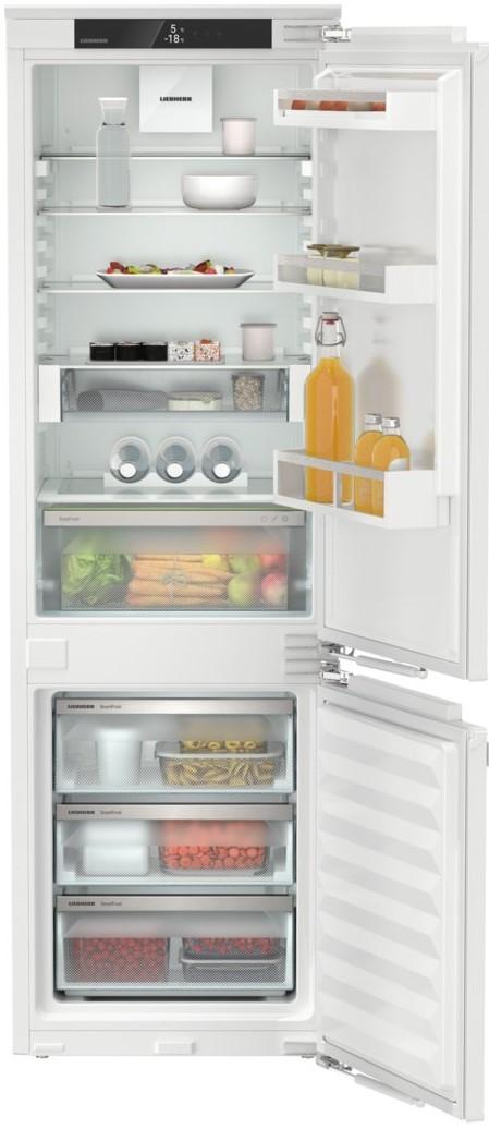 Liebherr Plus Fuldintegreret køle-/fryseskab – SmartFrost – 177,2 cm
