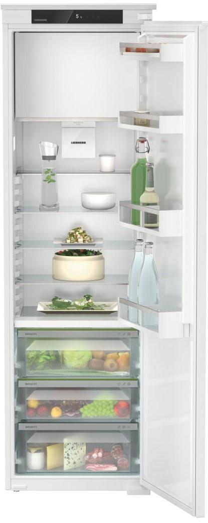 Liebherr Plus Fuldintegreret køleskab – Fryseboks – 177,2 cm