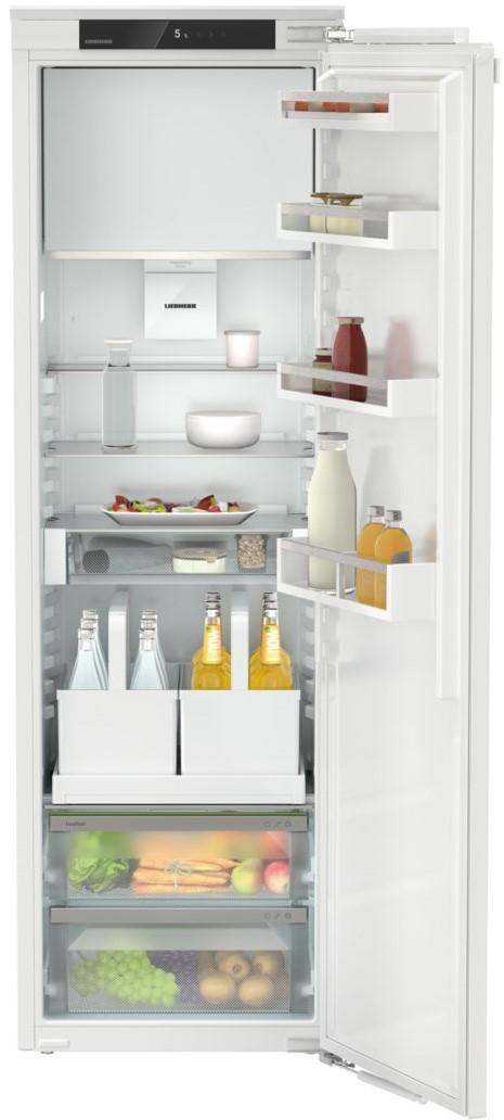 Liebherr Plus fuldintegreret køleskab – Fryseboks, EasyFresh – 177 cm