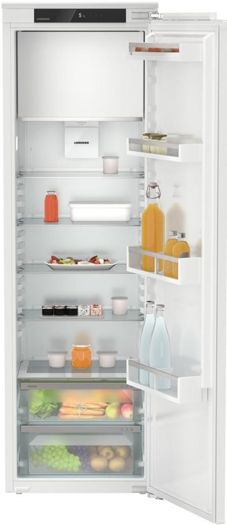 Liebherr Pure Fuldintegreret køleskab – Fryseboks + EasyFresh – 177,2 cm