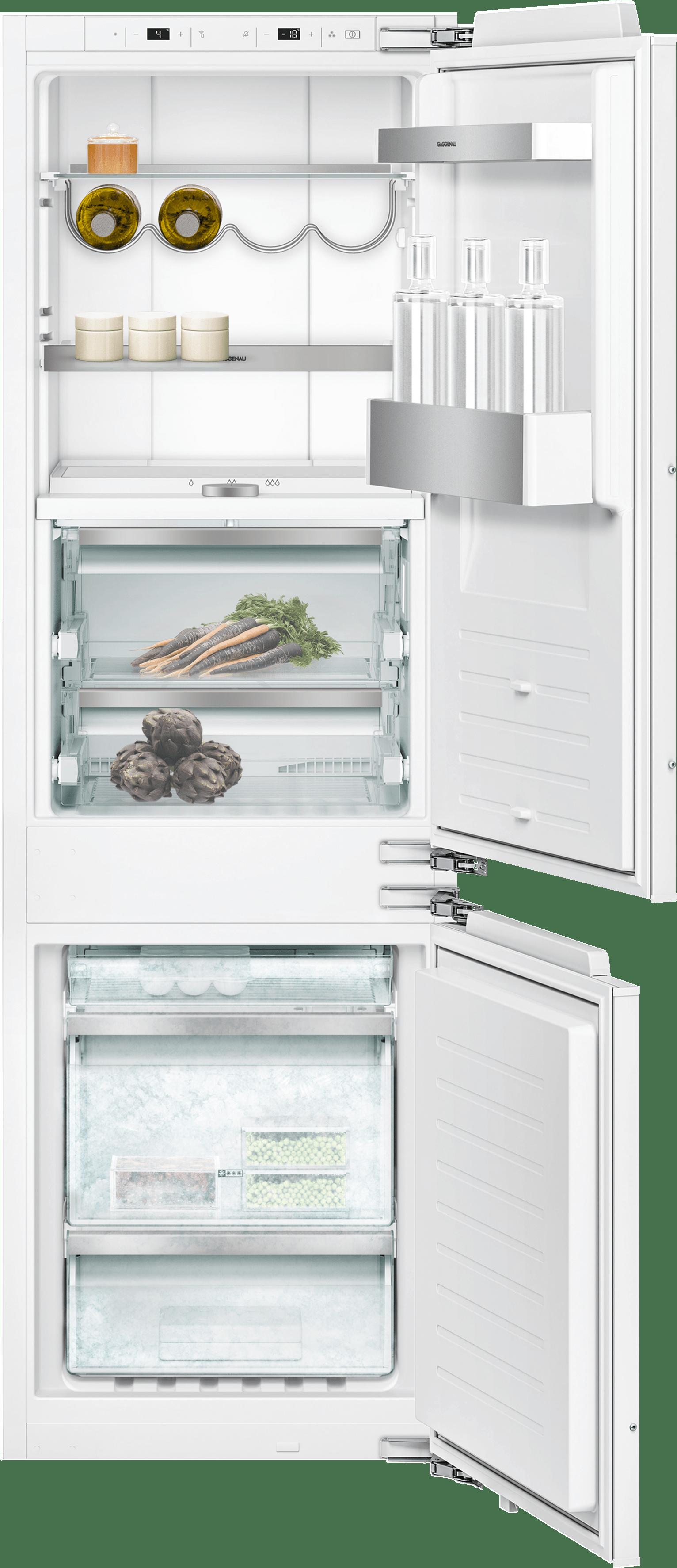 DEMO Gaggenau Fuldintegreret Køle-fryseskab – HomeConnect – 178cm