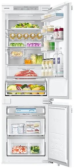 Samsung Køle-/fryseskab – Fuldintegreret – TwinCoolingPlus – 177,5 cm