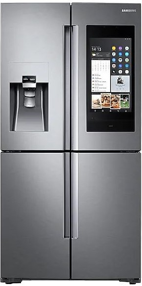 Samsung Side-by-side Køle-/fryseskab – Family Hub – 182,5 cm