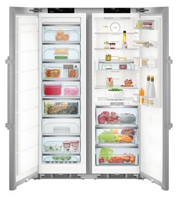 Liebherr Premium Side-by-Side Køle-/fryseskab – BioFresh NoFrost