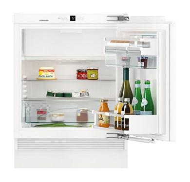 Liebherr Premium fuldintegreret mini køleskab med fryseboks – 82 cm