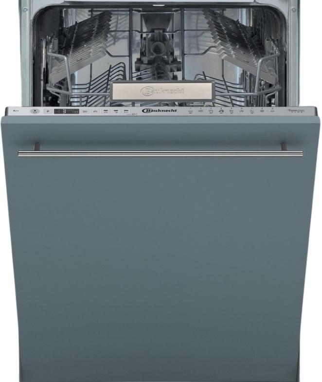Bauknecht fuldintegret opvaskemaskine - 45 cm
