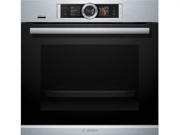 Bosch HSG636XS6 - Indbygnings Dampovn - HomeConnect, EcoClean - 60 cm