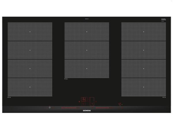 Siemens EX975LXC1E Induktionskogezone - PowerMove Plus, Stegesensor Plus - 90 cm