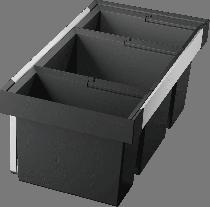 BLANCO Flexon II 80/3 - Affaldssystem til skuffe - 80 cm