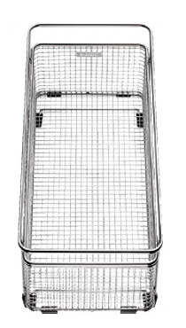 BLANCO Opvaskekurv i rustfrit stål 360 x 160 x 160mm