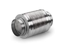 Naber Compair Ø150 mm - Lyddæmper - Aluminium