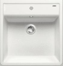 Blanco Panor - Ilægning - Krystalhvid - 60 cm