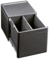 BLANCO Botton Pro 45/2 - Automatisk Affaldssystem - 45cm
