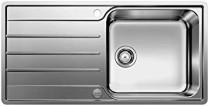 Blanco Lemis XL 6 - rustfrit stål - ilægning/planlimning
