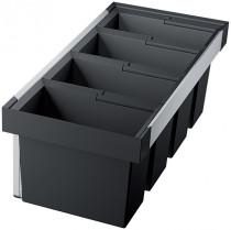 BLANCO Flexon II 90/4 - Affaldssytem til skuffe - 90 cm