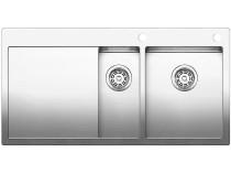 Blanco Claron 6 S-IF -køkkenvask - rustfrit stål - 1000 cm