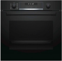 Bosch HBA578BB0 - Indbygningsovn - Pyrolyse - Sort - 60 cm