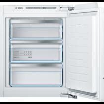 Bosch serie 6 integrerbar fryser - FreshSense - 71 cm