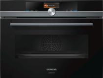 Siemens CM876G0B6 studioLine - Kompaktovn m. mikro - HomeConnect