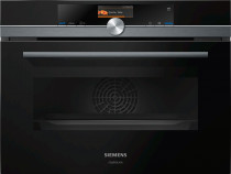 Siemens CS856GPB7 studioLine - Kompaktdampovn - HomeConnect