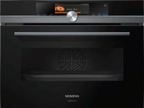 Siemens CS858GRB7 studioLine - Kompaktdampovn - HomeConnect