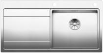 Blanco Divon II 5 S-IF - Rustfrit stål - ilægning/planlimning - Højre