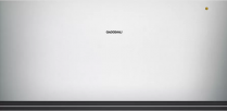 Gaggenau Serie 200 varmeskuffe til indbygning - Sølv - 29 cm