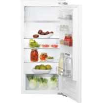 Bauknecht fuldintegreret køleskab med fryseboks - 122 cm