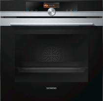 Siemens ovn HB636GBS1 - sort med Cookcontrol - Ecoclean - 60 cm