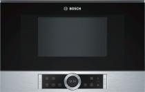 Bosch BFL634GS1 mikrobølgeovn - indbygning - venstrehængslet - 38 cm