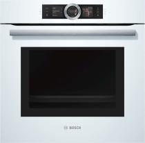 Bosch HNG6764W6 - Indbygningsovn - kombiovn - Home Connect - Hvid