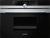 Siemens Kompaktdampovn - Cookcontrol - 45cm