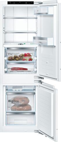 Bosch Fuldintegreret Køle-/fryseskab - NoFrost - A++ - 178cm