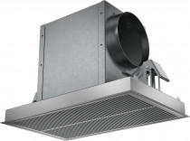 Siemens LZ20JCD50 recirkulationsmodul til loftemfang - regenererbart CleanAir filter
