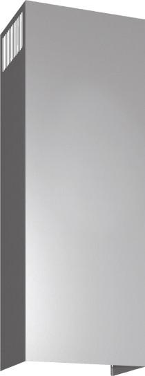 Siemens tilbehør - skorstensforlænger af stål 1000 mm