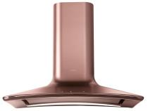 Elica Sweet Vægemhætte - Kobber Look - 625 (780) m³/t Recirkulation - 85 cm