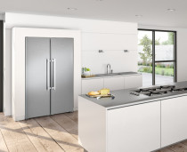 LIEBHERR Comfort Side-by-Side- Kombination NoFrost A++/A++