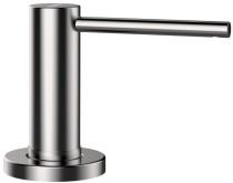 Schock Samo sæbedispenser - Rustfrit stål