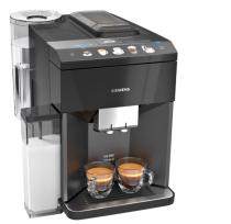 Siemens EQ.500 fuldautomatisk kaffemaskine - integreret mælkesystem med beholder