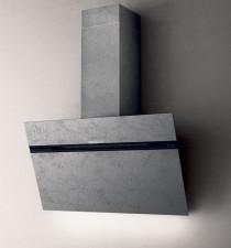 Elica Stripe Urban Væghængt Emhætte - Zink Look - 90 cm