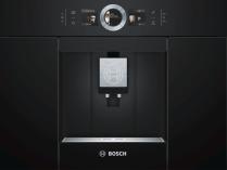 Bosch CTL636EB6 - Indbygningskaffemaskine - HomeConnect - 45 cm