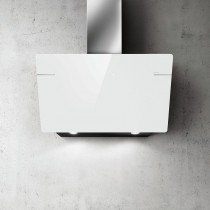 Elica L'Essenza hvidt glas vægemhætte 690 m³/t (860) - 90 cm