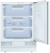 Bosch GUD15ADF0 fryseskab til indbygning - SoftClose, SuperFreeze - 82 cm