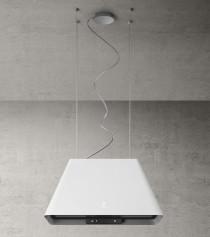 Elica Ikona Light Wirehængt Emhætte - 610(795)m³/t - Hvid - 60cm